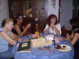 cena tra amiche