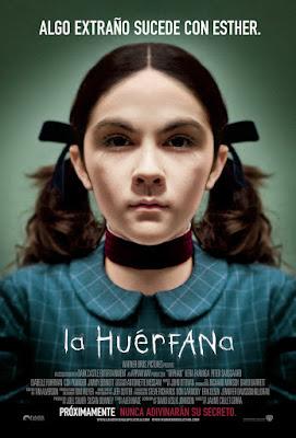 La Huérfana (dir: Jaume Collet-Serra, 2009)