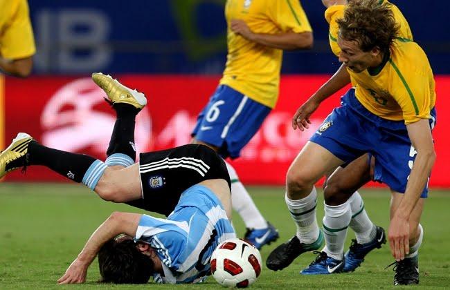 Brasil Vs Argentina Sub 20: Los Analisis De La Tv: ¿COMO SALIO ARGENTINA VS BRASIL HOY?