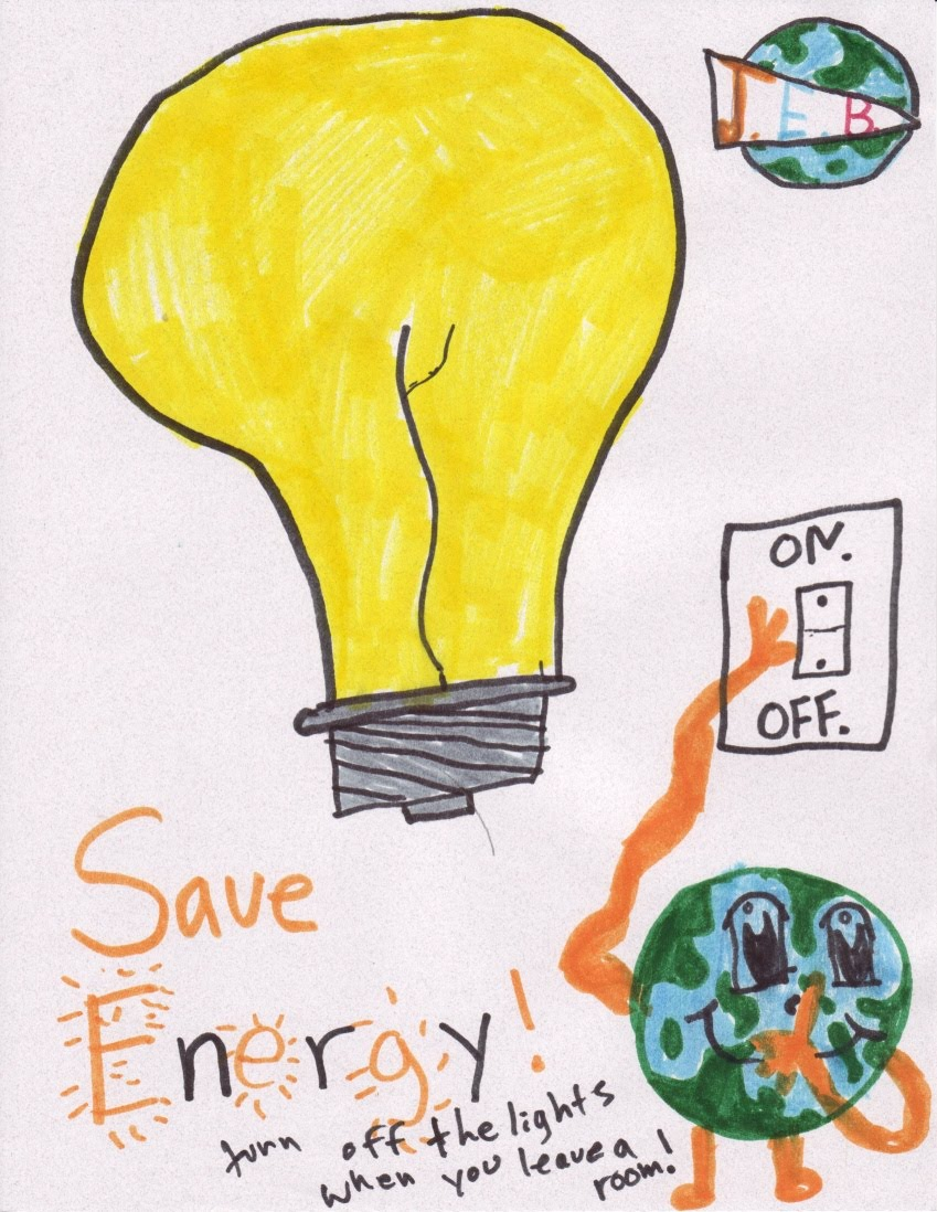 Learning to Save Energy and Help Planet Earth