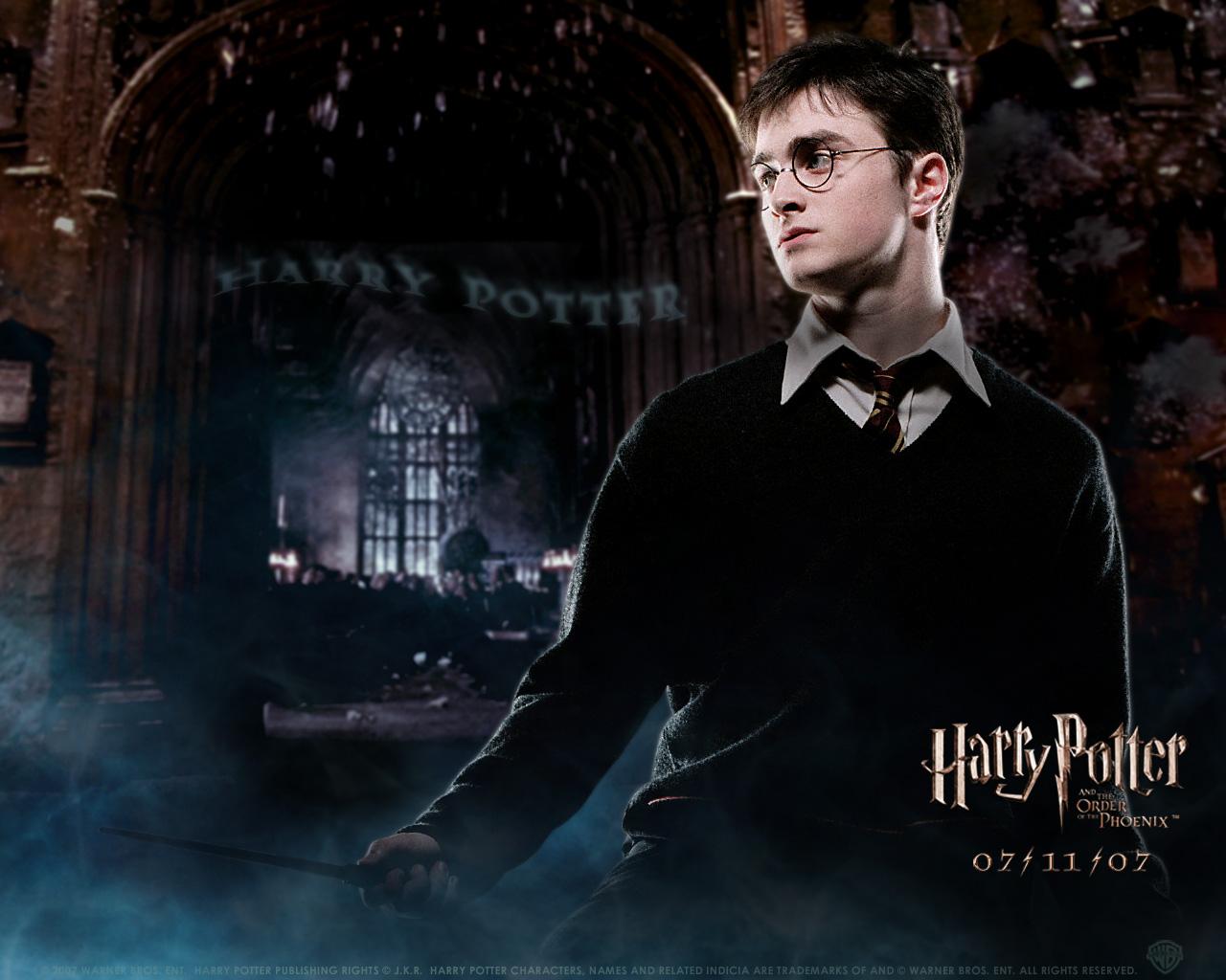 Harry potter the saga for Mobili harry potter