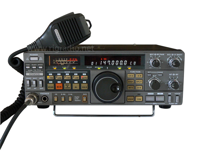 Kenwood ts 711a manual