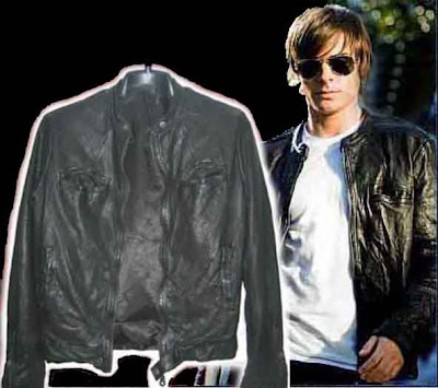 18bdd518f Movie Jackets: 17 again Leather Jacket Zac Efron Lambskin Jacket