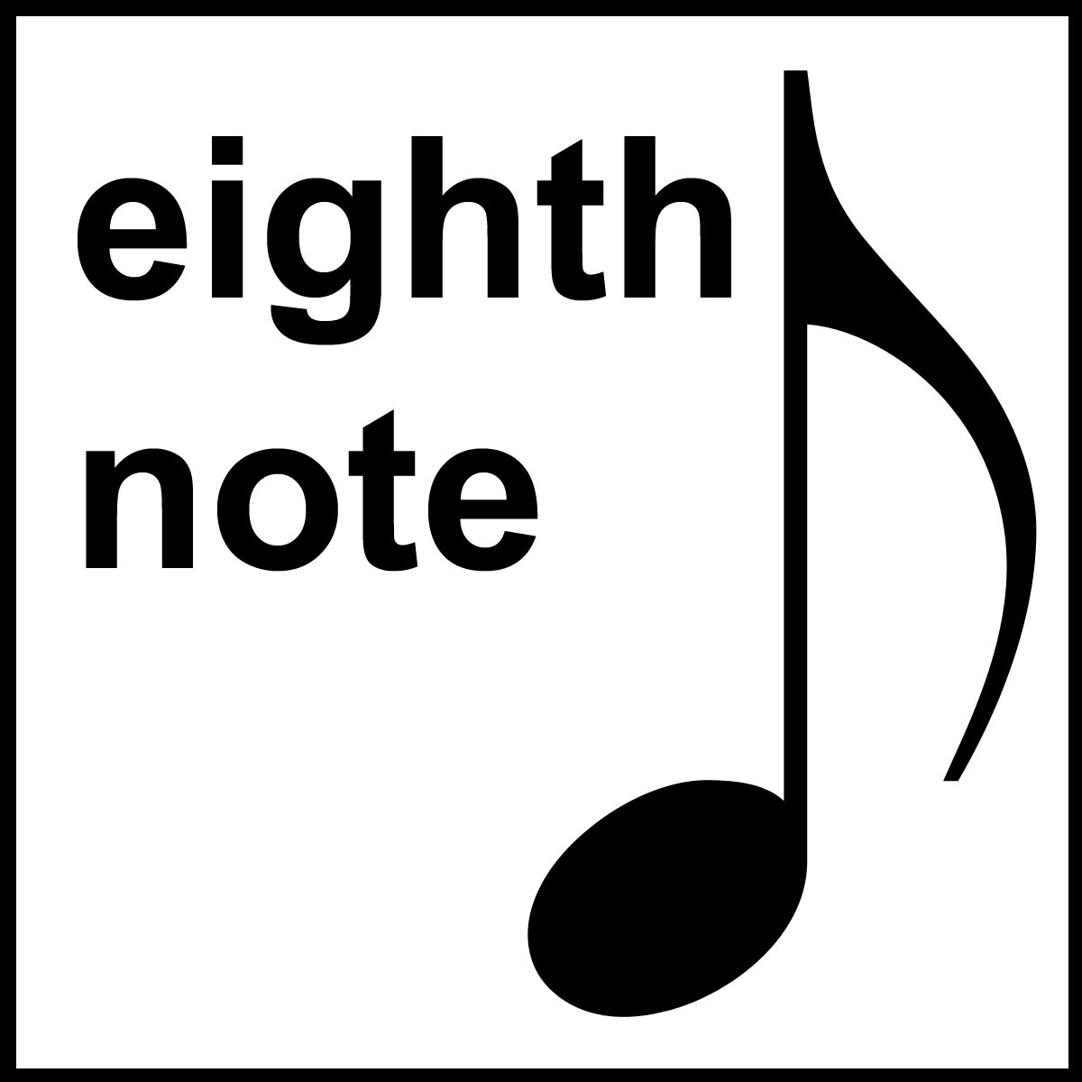 Music Notation Notes Music Movement And Drama For Kids We Are Learning About