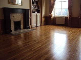 Edinburgh Floor Sanding Re Sanded Drawing Room With Oak Floor