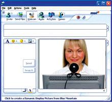 MaS QuE WaReZ: web cam falsa (fake web cam) engaña a quien