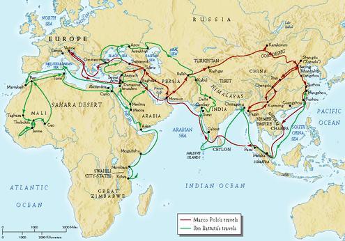 ibnu battuta, biografi, penjelajah dunia