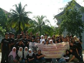 Delegasi Ilmiah QS Student, UM ke UTM, Johor