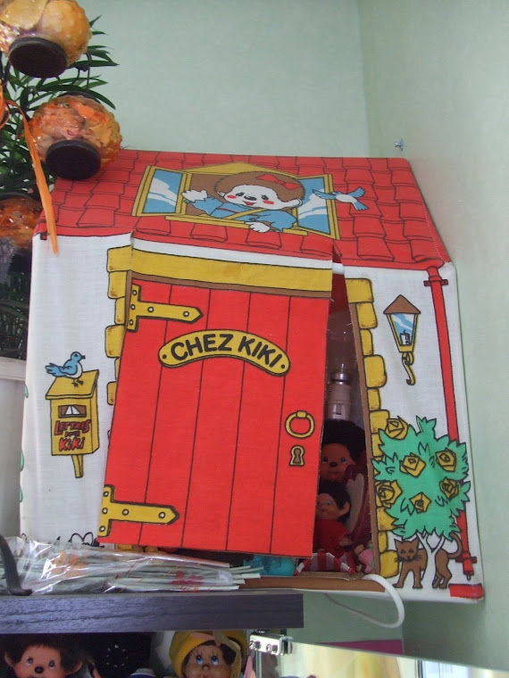 kiki ont une maison