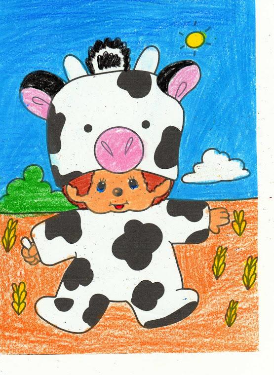 mes dessins 2005 N°3