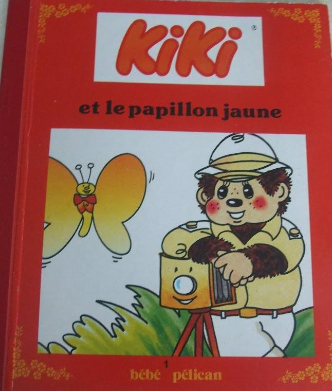 livres kiki N°1