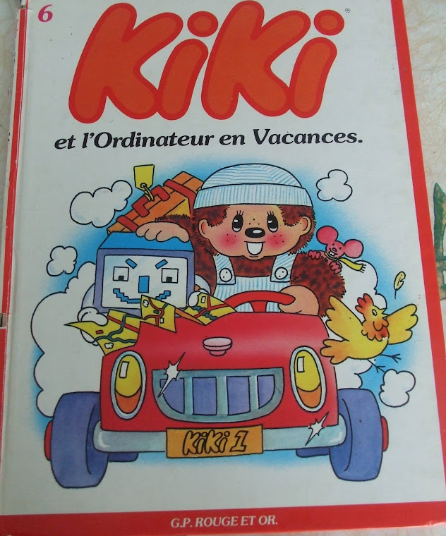 livres kiki N°6