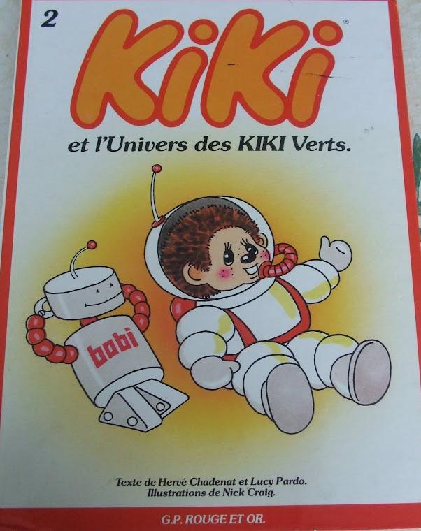 livres kiki N°2