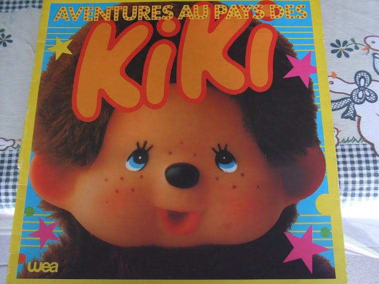disque 33T kiki