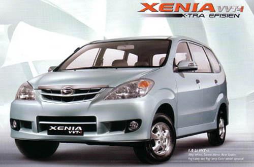 New Car Picture: All New Daihatsu Xenia Car Picture