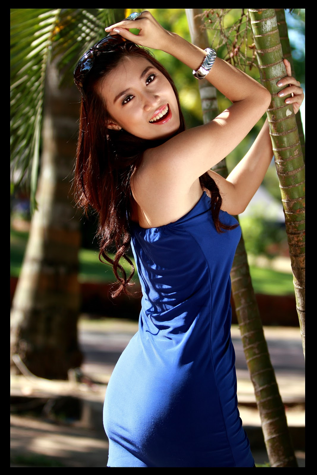 Myanmar Sexy Model Girl Photos Ju Ju Ks Outdoor Fashion-4714