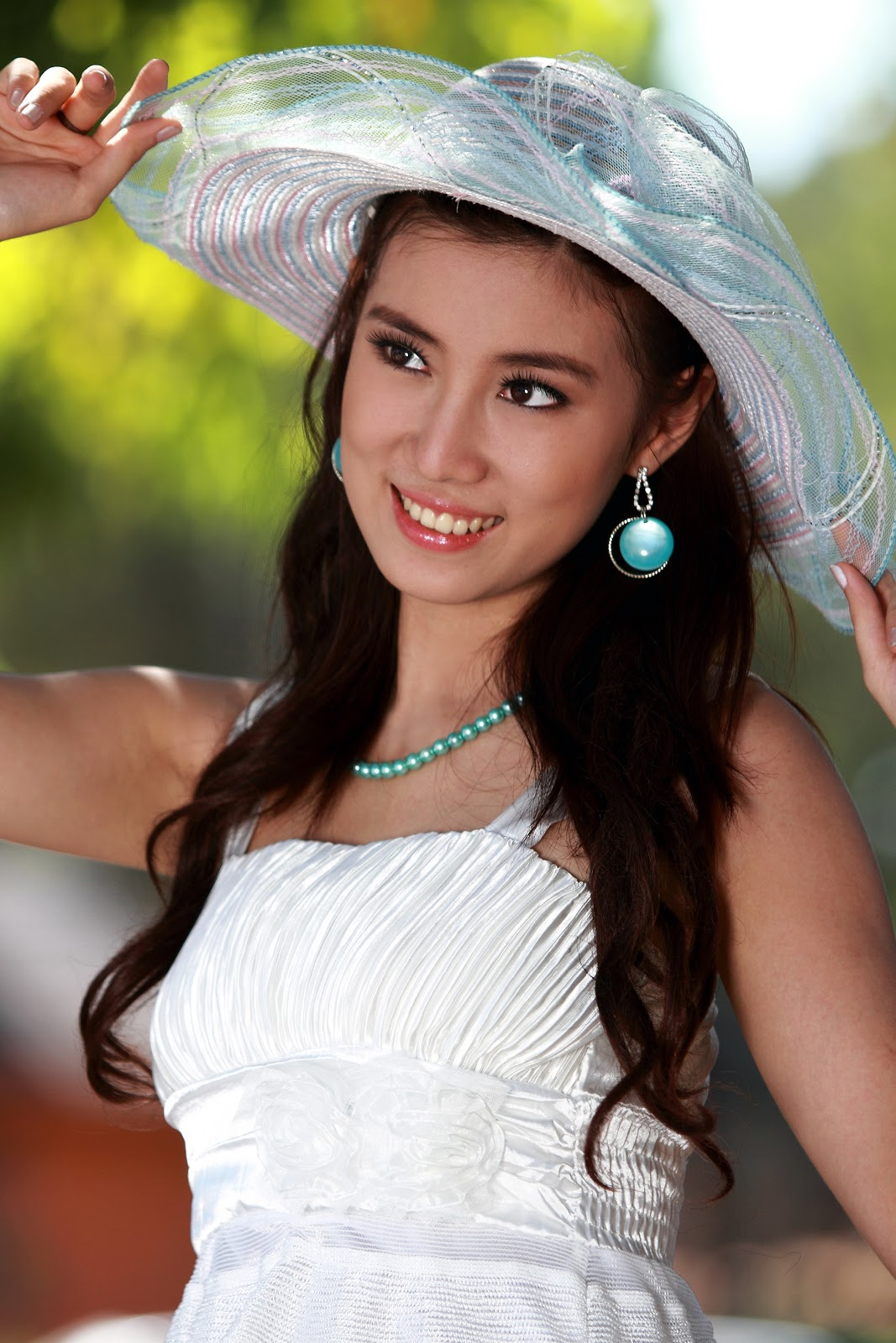 Myanmar Sexy Model Girl Photos Ju Ju Ks Outdoor Fashion-5155