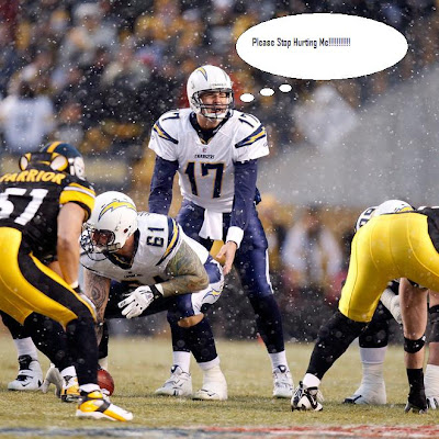 Philip Rivers Vs Ben Roethlisberger Archive Steelers Universe