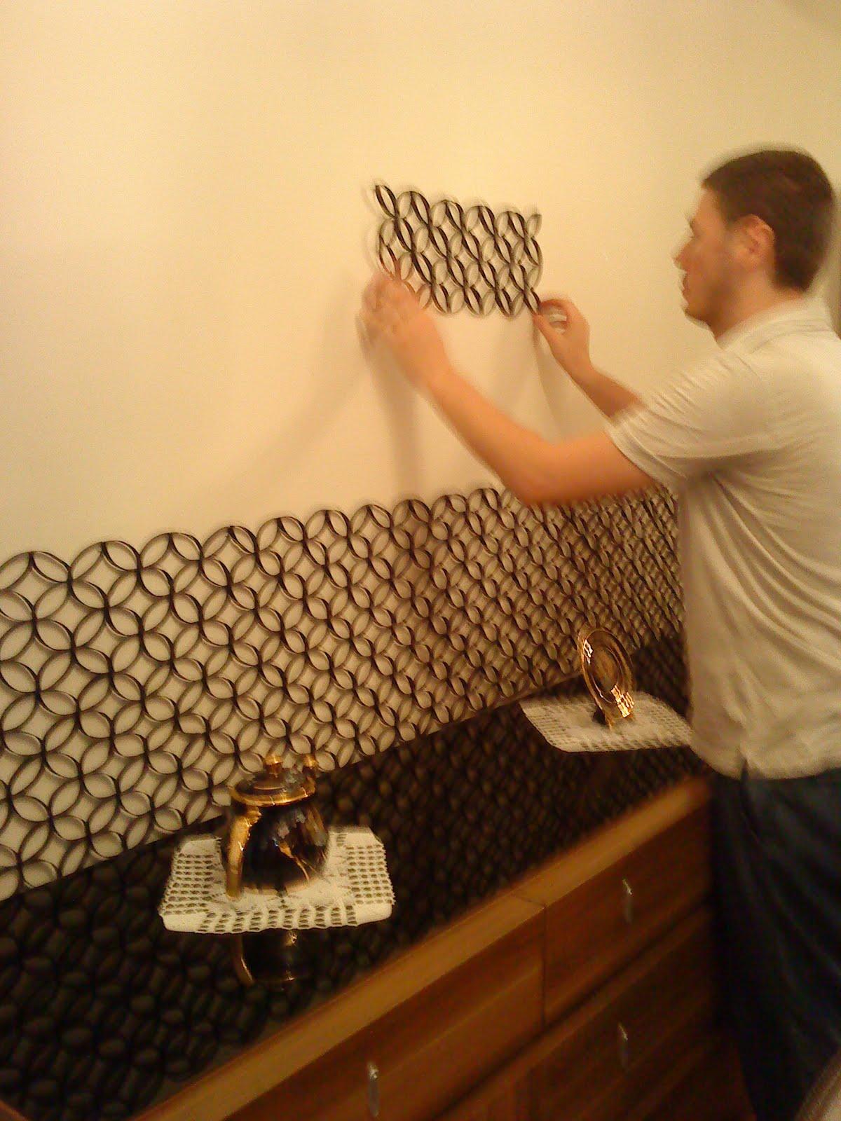 Tuvalet Kağıdı Rulosundan Duvar Süsü Nasıl Yapılır