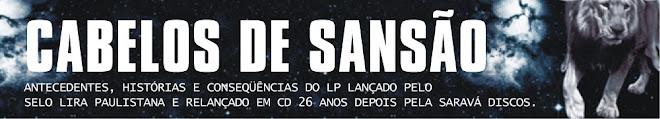 Cabelos de Sansão