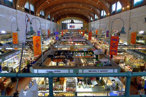 Vicarious Northeast Ohio & Cleveland' West Side Market