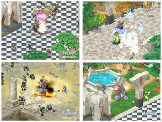 Angels Online: Rush into the Sunshine Palace