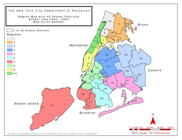New York City Eye Essential Tools For Deciphering Nyc School Districts