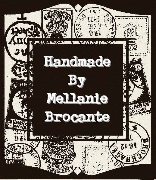 Handmade by MellanieBrocante