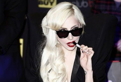Gwiazdyplotki Lady Gaga Ma Nowy Tatuaż