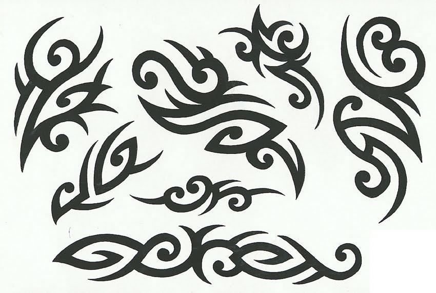 Skull Tattoo Tatuagem De Tribais 0 Talento De Chico Na Arte