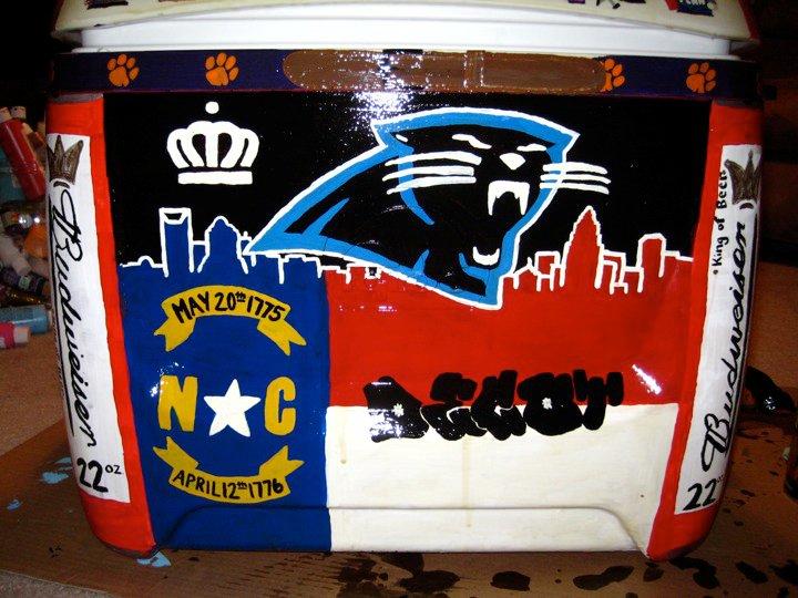 Lexus Charlotte Nc >> ~You, Me & The Kid~: Jordan's Carolina Cup Cooler