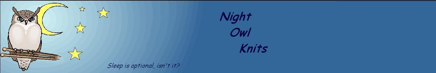 Night Owl Knits