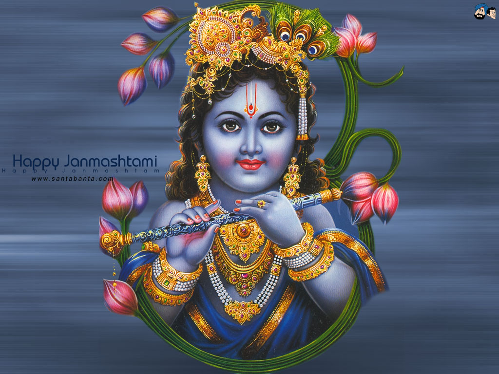 High Definition Photo And Wallpapers: God Sri Krishna