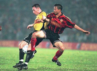 Sarawak mara ke final Piala Malaysia 1999 tapi tewas 1-2 kepada Brunei