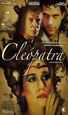 Resultado de imagem para cleopatra filme julio bressane