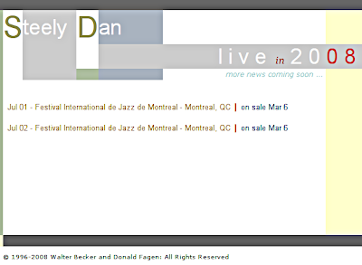Steely Dan in Montreal, Canada July 1 and 2