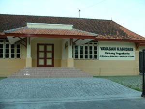 Yayasan Kanisus Cabang Yogyakarta