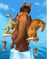 Ilustración: Ice Age 2. El deshielo