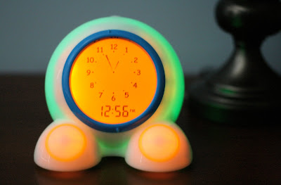 Mess Or Impressed Teach Me Time Kids Alarm Clock