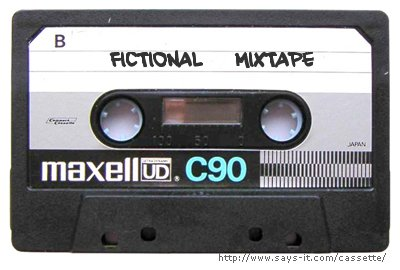 mix tape fictional lo fi analogue mixtape