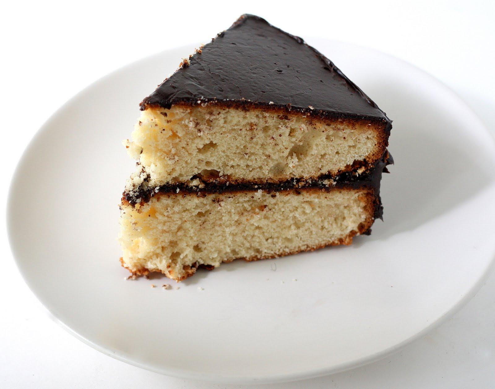 Perfect Yellow Cake Recipe