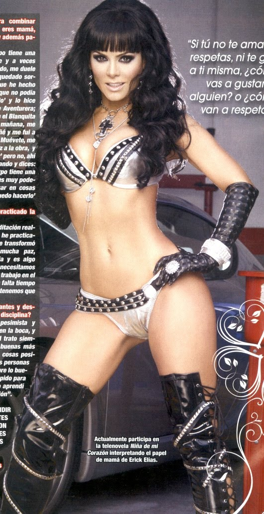 playboy naked maribel guardia