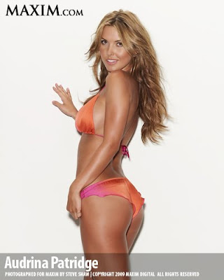 Audrina Patridge on Maxim Magazine October 2009 pic