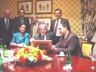 Resultado de imagem para Os Sete Vales- O documento sobre Bahá'u'lláh entregue a FHC