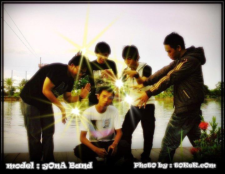 yona band merupakan band indie asal kota banjarmasin