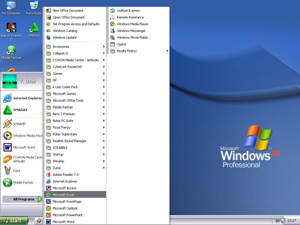 Ujian Praktek Tik Smpn 15 Bandung Viii Mengenal Microsoft