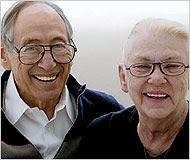 Alvin y Heidi Toffler