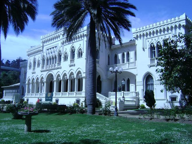 PALACIO VERGARA. COSTRUIDO EN 1910 POR LOS HERMANOS ETTORE Y ALEJANDRO PETRI SANTINI.