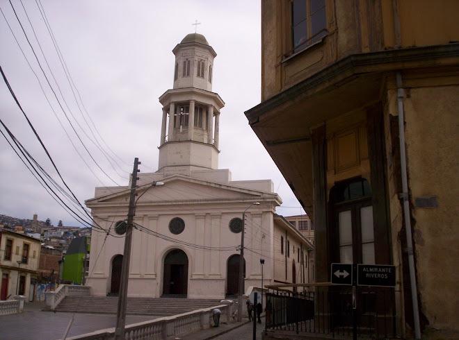 IGLESIA LA MATRZ.CONSTRUIDA  EN 1842 BAJO LA DIRECCION DEL PARROCO JOSE ANTONIO RIOBO