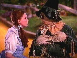 Just Like Dorothy Said To The Scarecrow I Think Ill Miss You Most